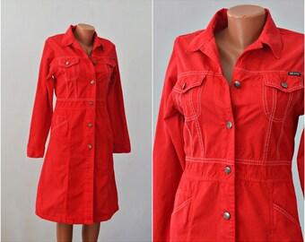 Vintage Denim Jacket, size  S-M /36-38/