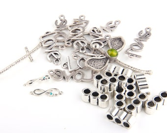 CLEARANCE DISCOUNT - Various Silver Findings/Supplies