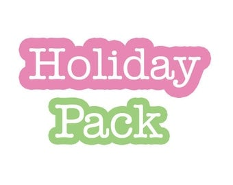 Holiday Pack