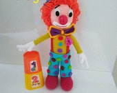 Mister Cute Clown