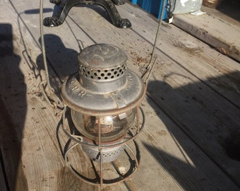 CPR Watchman's Kerosene Lamp