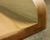 Pastry Board or  Bread Board - Reversible - Maple and Cherry