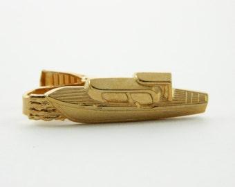 Speedboat Tie Clip - TT123