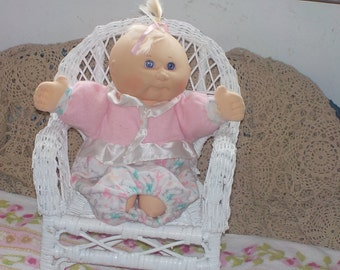 CPK Baby Doll in Pjs 2965 XA Mattel  1978 /1982 First Edition /Not Included In Discount Coupon Sale New listing. :) S