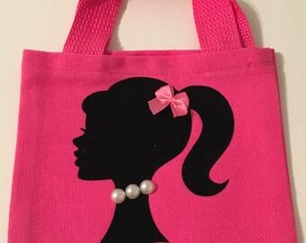 Vintage Barbie Birthday Goody Party Bags