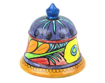 Colorful Terra Cotta Bell