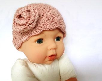 Baby Beanie Baby Hat