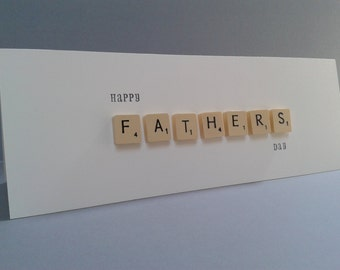 Large Fathers Day Card