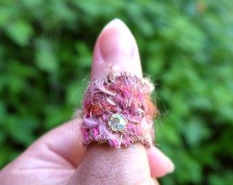 Wool ring