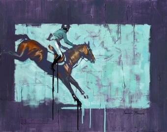 Equestrian Success