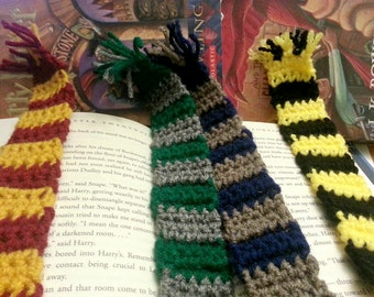House Scarf Bookmarks