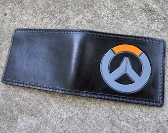 Overwatch Leather Wallet