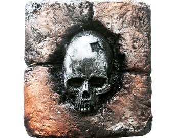 I want your SKULL - Celtic Skull Soap, 9 oz. Bath Sabbath Exclusive