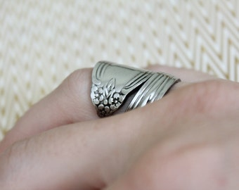Spoon Ring - Size 5.5