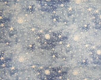 Stars and Snowflakes by Tricia Santry for Blank Quilting