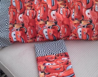 Disney Cars/pillowcase/Boys bedroom decor/gift