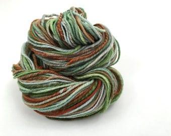 Targhee handspun yarn