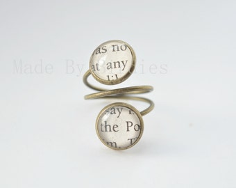 Spiral Book Ring