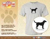 Dog T-Shirt - Labrador Retriever