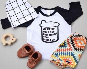 Gender Neutral. Gender Neutral Baby. TIP UP YOUR Cup. Gender Neutral Baby Clothes. Gender Neutral Baby Gift. Gender Neutral Onesie.