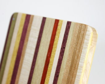 Wood Business Card Holder (Striped - Limited Edition)
