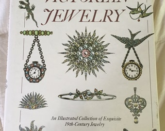 Fabulous Jewelry Reference Book Victorian Jewelry Hardcover – May 6, 1991