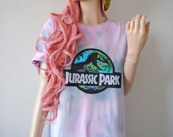 Jurassic Tie Dye T-Shirt