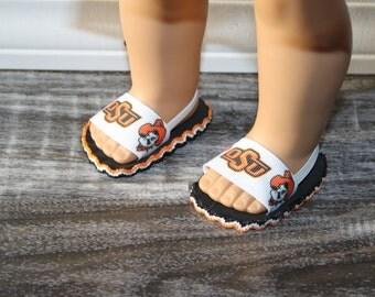 OSU american girl doll shoes