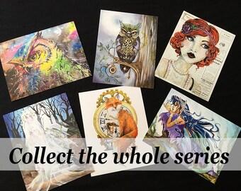 6 ~ 5.47x4.21 inch Prints bundle Pack  by Valerie Flynn