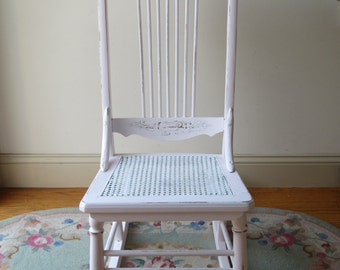 Forever Pink   Vintage Rocking Chair