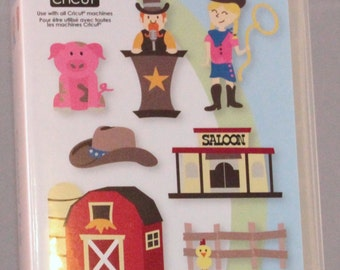 Country Life - Cricut Cartridge