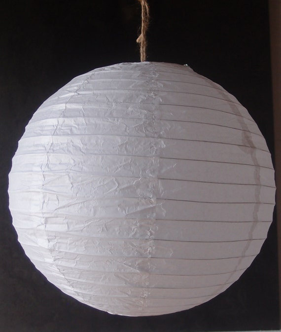 white paper lanterns set of 5 party decorations wedding