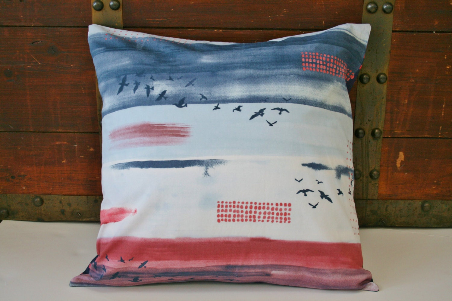Organic Throw Pillow Cover Decorative Pillow Cover 18