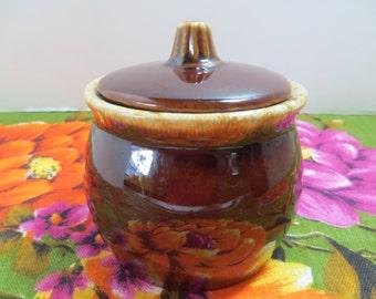 Hull Sugar Bowl/Tea Bag Holder