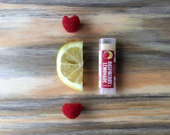 Raspberry Lemonade Lip Balm- Seasonal
