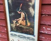 Antique Advertising Native American Indian General Store Point of Purchase Point of Sale