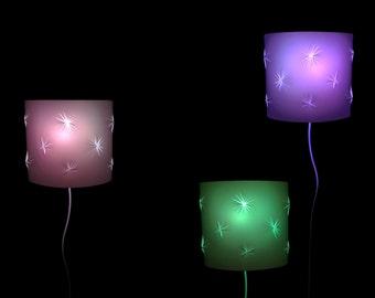Fireworks lighting - S