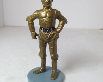 Vintage PVC Figure Star Wars C-3P0