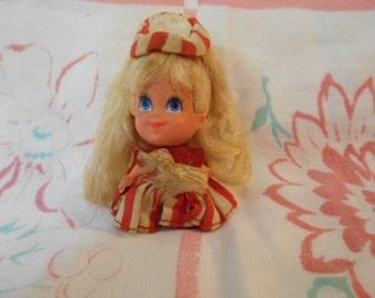 Mattel Liddle Kiddle 1965 Doll
