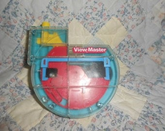 Vintage View-Master 3D With One Reel