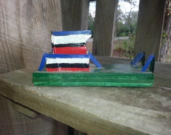 Handmade Tug Boat