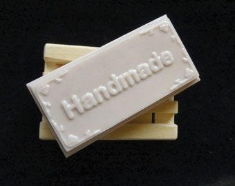 DRAGON'S BLOOD GOAT'S Milk 4 Oz Bar Soap Handmade Amber Vanilla Patchouli