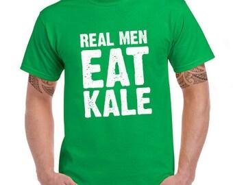 Real Men Kale Tee