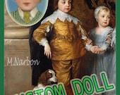 1/24 doll little boy style Tudor