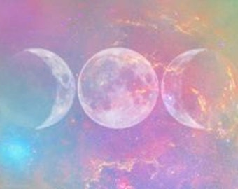 New Moon Eclipse Tarot or Oracle reading
