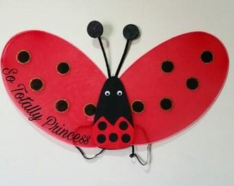 RTS ladybug wings