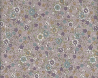 Floral (312694 col B ) from the Yuwa Lawn 60 Live Life  Collection