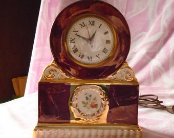 1940s Electric Clock Etsy