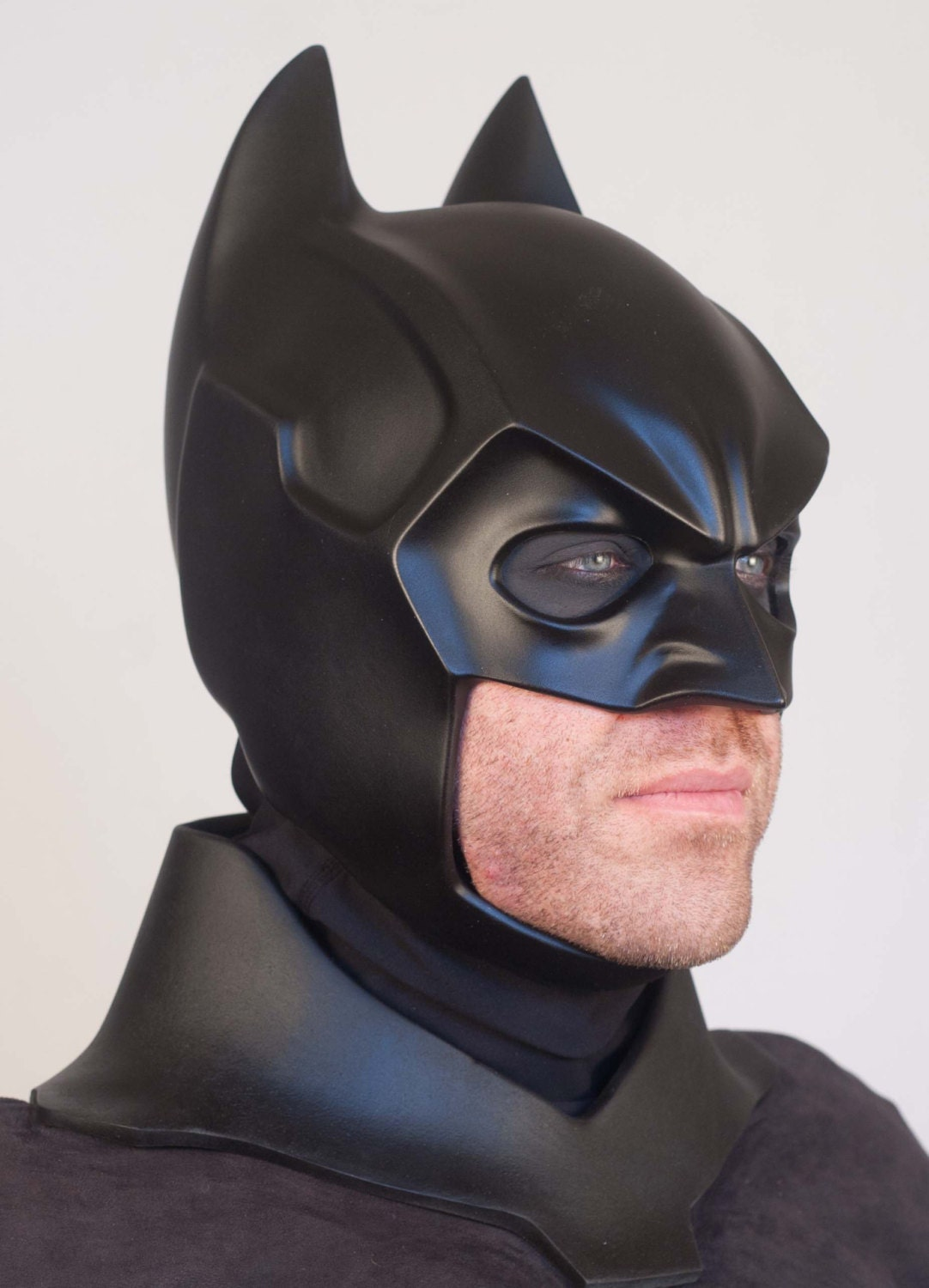Batman Mask Cowl: Noel Inspired For Your Costume Or Cosplay