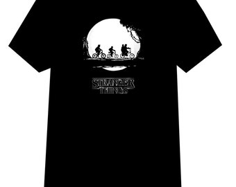 Stranger Things Moon Tee